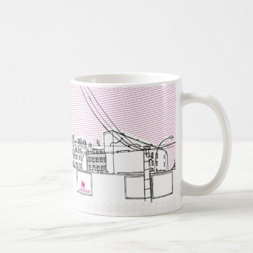 """Rothenhagen """"I Love Berlin"""" Part 4 Mug"""