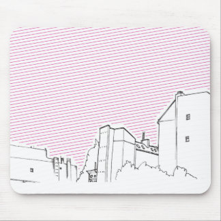 "Rothenhagen ""I Love Berlin"" Part 5 Mouse Pad"