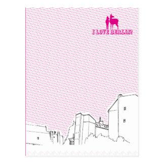 "Rothenhagen ""I Love Berlin"" Part 5 Postcard"