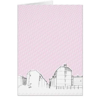 """Rothenhagen """"I Love Berlin"""" Part 6 Card"""