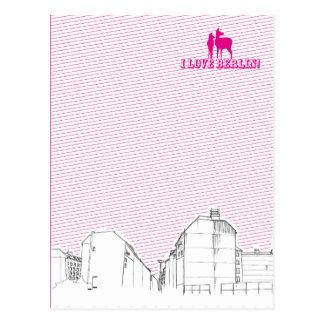 "Rothenhagen ""I Love Berlin"" Part 6 Postcard"
