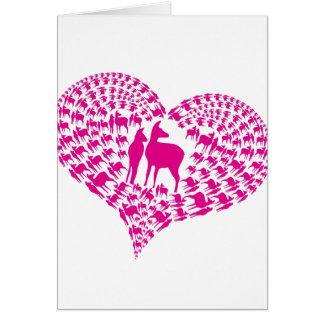 "Rothenhagen ""My Heart"" Greeting Card"