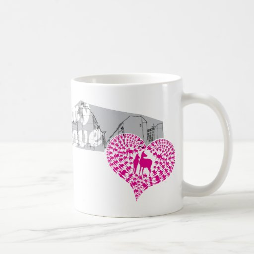 "Rothenhagen ""My Love"" Coffee Mugs"