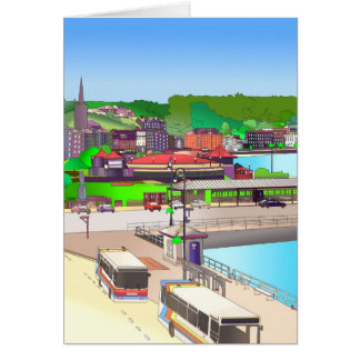 Rothesay Isle of Bute Card