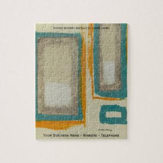 Rothko inspiró el extracto puzzle con fotos