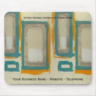 Rothko inspiró el extracto tapetes de ratones