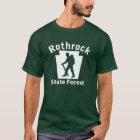 Rothrock SF Hike (male) T-Shirt