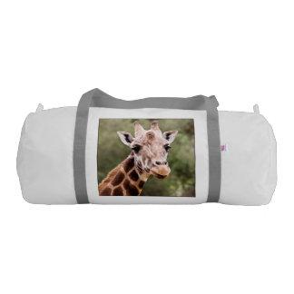 Rothschild's Giraffe gym bag Gym Duffle Bag