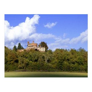 Rotonda di Montesiepi Postcard