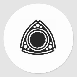 Rotor Sticker