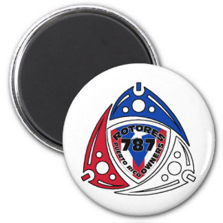 RotoreS PR Owners 2 Inch Round Magnet