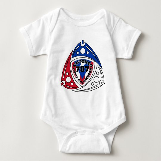 RotoreS PR Owners Baby Bodysuit