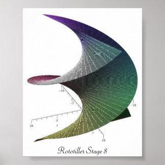 Rototiller Stage 8 Poster
