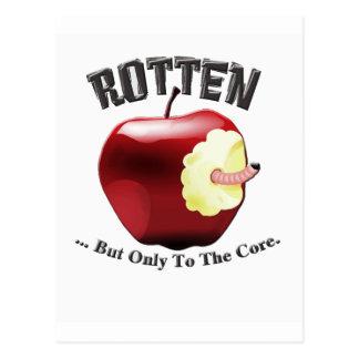 Rotten 2 The Core Postcard