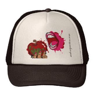 rotten apple trucker hat