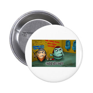 Rotten Egg Gangs Funny Tees Mugs Cards & Gifts Pinback Button