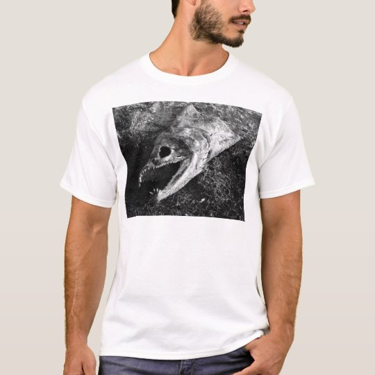 Rotten Fish Head Bones T-Shirt