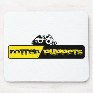 Rotten Puppets Logo'd Stuff Mouse Pad