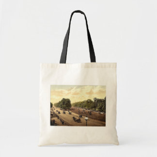 Rotten Row and Hyde Park Corner London England r Tote Bags