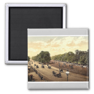 Rotten Row and Hyde Park Corner, London, England r Magnet