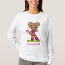 Rotten Teddy Bear lollipop shirt