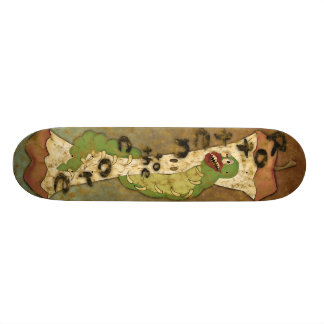 Rotten to the Core Skate Deck