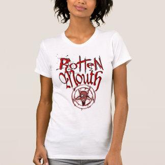 RottenMouth - Girls Pentagram T-shirt