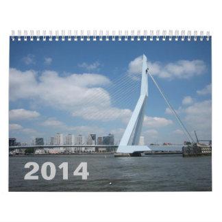 Rotterdam 2014 calendar