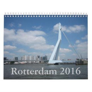 Rotterdam 2016 calendar