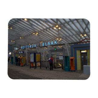Rotterdam Blaak train station Magnets