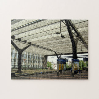 Rotterdam Central Station Puzzle