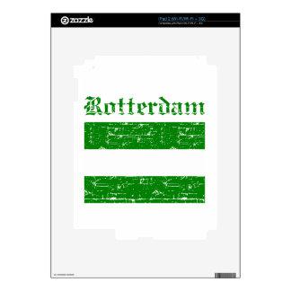 Rotterdam City Designs iPad 2 Skins