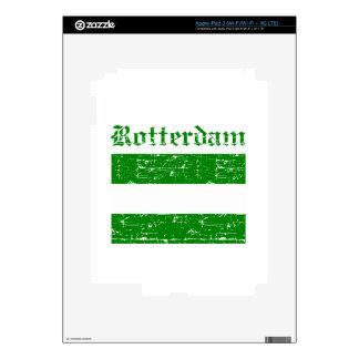 Rotterdam City Designs iPad 3 Skin