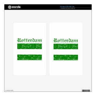 Rotterdam City Designs Kindle Fire Skins
