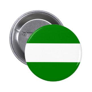 rotterdam city flag netherlands symbol button