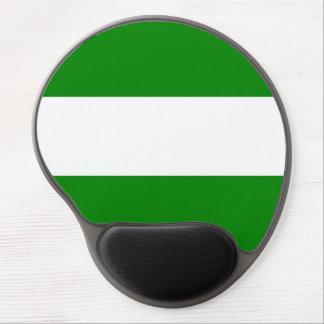 rotterdam city flag netherlands symbol gel mouse pad