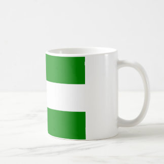 rotterdam city flag netherlands symbol mug