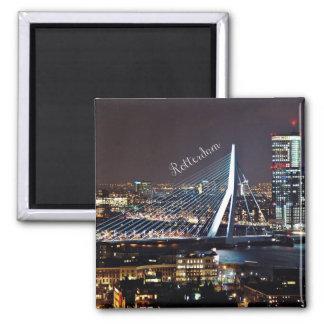 Rotterdam Cityscape Magnets