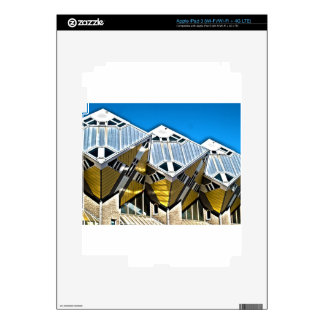 Rotterdam Cube Houses iPad 3 Decal