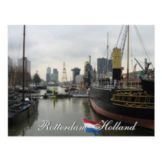 Rotterdam Holland Postcard