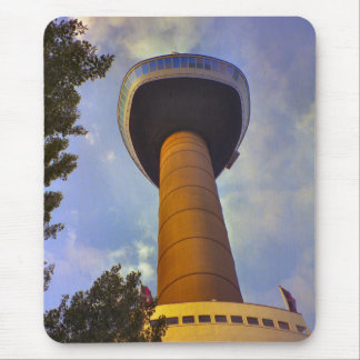 Rotterdam, I climbed the Euromast Mouse Pad