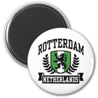 Rotterdam Imán Redondo 5 Cm
