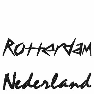 Rotterdam Nederland Polo Shirt