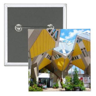 Rotterdam the Cube Pins