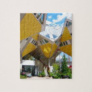 Rotterdam, the Cube Jigsaw Puzzle