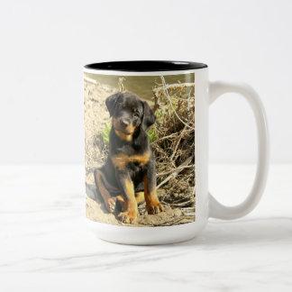 Rotti Pup Mug