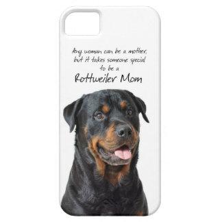 Rottie Mom iPhone 5 Case