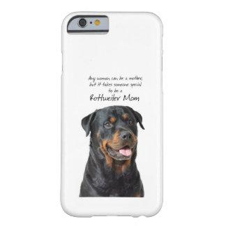 Rottie Mom iPhone 6 case
