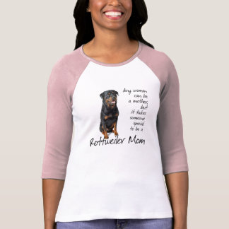 Rottie Mom Shirt