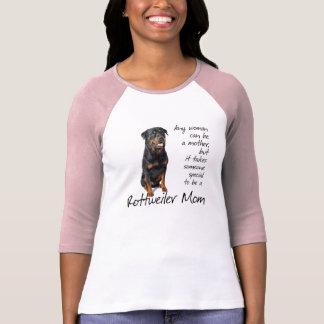 Rottie Mom Shirt Shirts